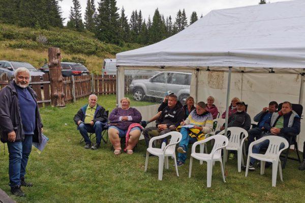Protokoll fra årsmøtet i Tann-Annorseter hyttevel for 2020/2021